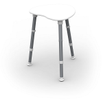 RG555 Spacesaver Stool