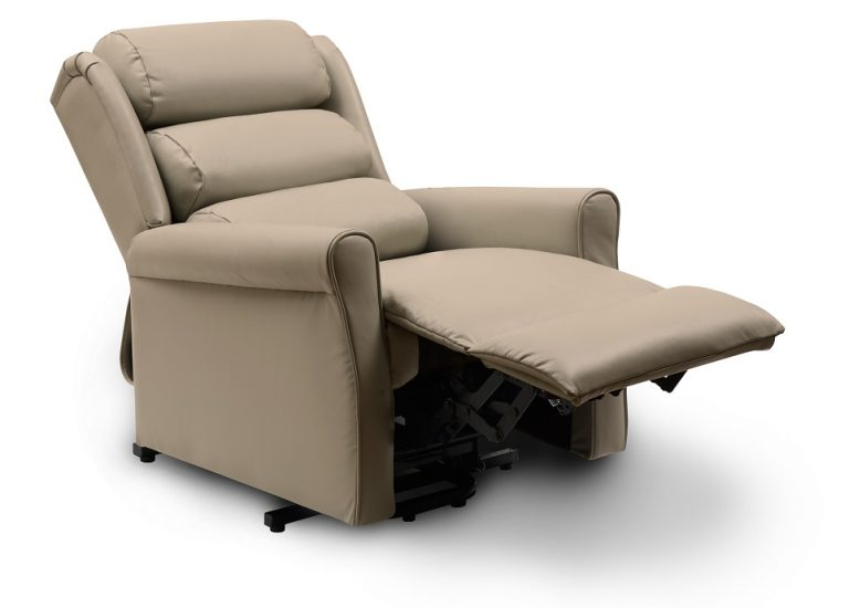 Leather FLORENCE LIFT CHAIR - RECLINE