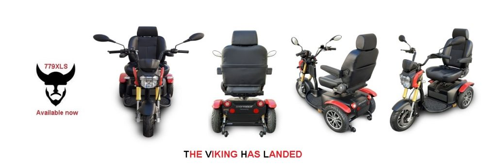 Viking Shoprider Scooter